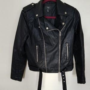Biker jacket Mango